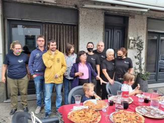 A Sommariva del Bosco, un pomeriggio da pizzaioli per i ragazzi autistici e neurotipici dell'associazione Angeli di Ninfa 4