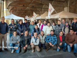 Mercato della terra a Bra: ecco il gruppo dei produttori