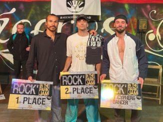 La breakdance della Freesteps crew conquista il secondo posto al Rock in the park jam in Spagna