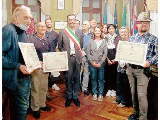 I missionari Roberto Panetto e don Lisa cittadini onorari di Ceresole