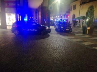 Movida blindata a Bra, una settimana dopo la rissa avvenuta in via Cavour