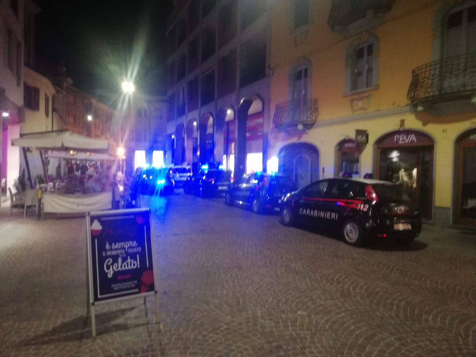 controlli carabinieri Bra 2