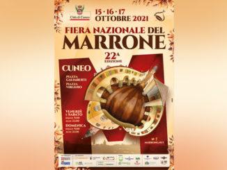 Cuneo, torna la Fiera del Marrone dopo lo stop del 2020