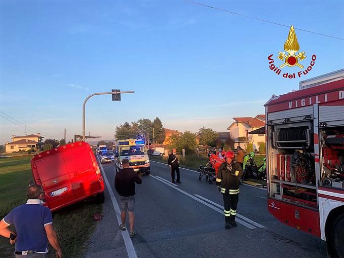 incidente a Magliano Alpi del 11 ottobre 2021